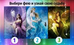 Тест-передбачення: картинки з феями