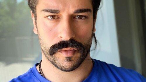 Остаточно заріс і загубився в полі: турецький красень Бурак Озчівіт вразив шанувальників новими змінами в зовнішності (ФОТО)