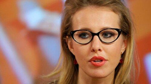 Ксенія Собчак публічно образила Ірину Хакамаду за те, що вона не поділяє її думки
