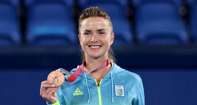 Элина Свитолина, фото, видео, олимпийские, игры, токио, украина