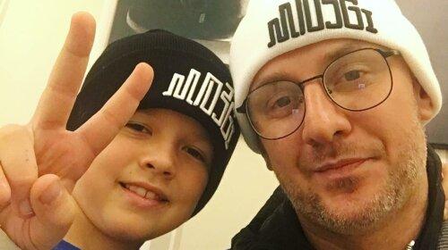"""Растет папина копия: сын Потапа удивил пользователей """"взрослой"""" внешностью"""