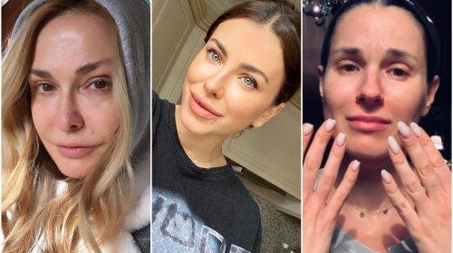 Від Лорак і Мейхер до Пугачової: знаменитості, які не побоялися показати свої натуральні обличчя – зі зморшками і синцями