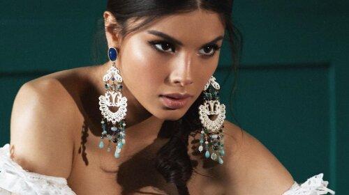 Переплюнула Каменских: латиноамериканская красотка Мишель Андраде похвасталась хищным образом