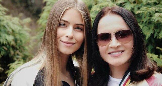Внучка Софии Ротару, Соня Евдокименко, новое фото