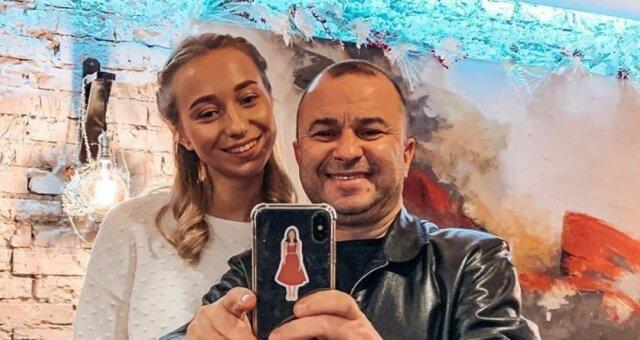 Екатерина Репяхова, Виктор Павлик, свадьба, фото