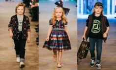 Гном Гномыч, дети Филиппа Киркорова, дочь Навки, сын Барановской и другие отпрыски знаменитостей приняли участие в модном показе