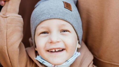 2-летнему Кирюше нужна помощь: история малыша с тяжелым заболеванием