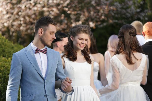 Топ-модель по-украински 5 сезон: свадебная фотосессия