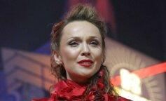 """Після """"розлучення"""" з Меладзе Альбіна Джанабаєва засвітила родимку в інтимному місці: раніше бачив тільки чоловік"""