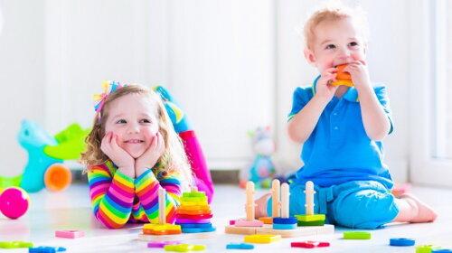 Іграшки — найкращий спосіб пізнати навколишній світ