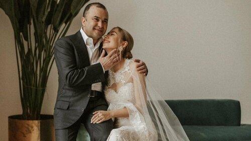 Віктор Павлік і Катерина Репяхова одружилися: з'явилися перші весільні фото молодих