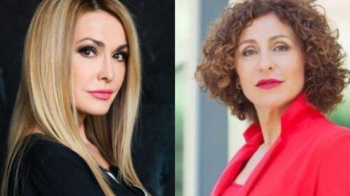 «Робив один хірург»: подружки Сумська та Матвєєва вразили однаковими обличчями