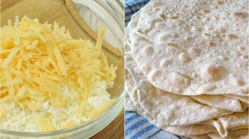 Що приготувати з лаваша: швидкий рецепт листкового пирога з сиром, який прикрасить будь-яке сімейне застілля