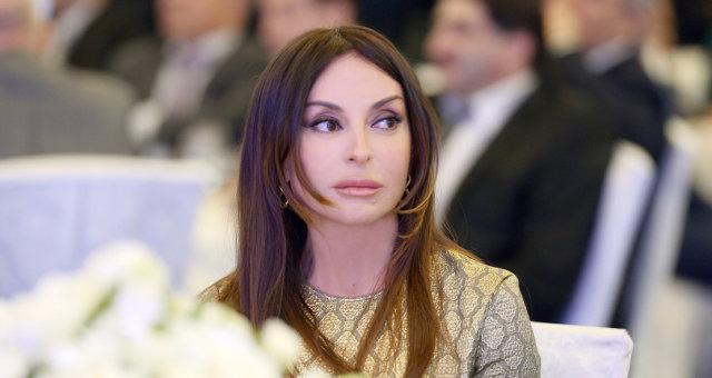 Мехрибан-Алиева