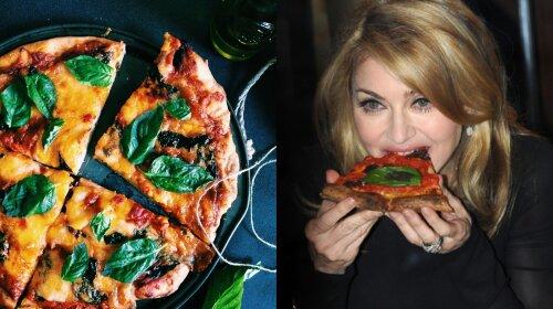 Найулюбленіша страва співачки Мадонни
