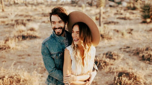 Счастье вместе: Женщина Водолей Мужчина Козерог
