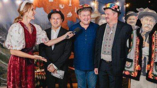 Українські зірки та гуцульські розваги: як пройшов допрем'єрний показ самої очікуваної комедії осені «Великі Вуйки» на «1+1»