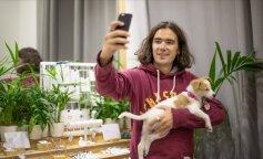 Вокалист популярной группы оригинально поддержал приют для животных Adopt Don't Stop