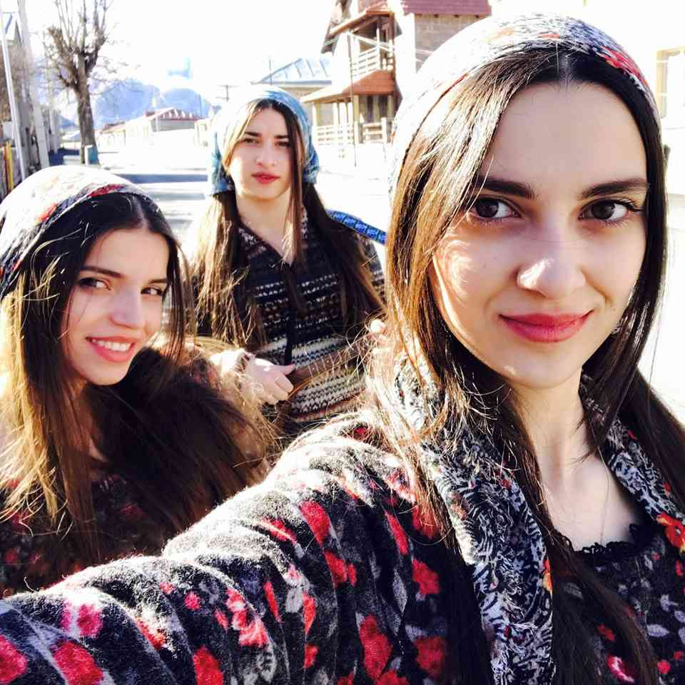 видео грузинских девушек - 5