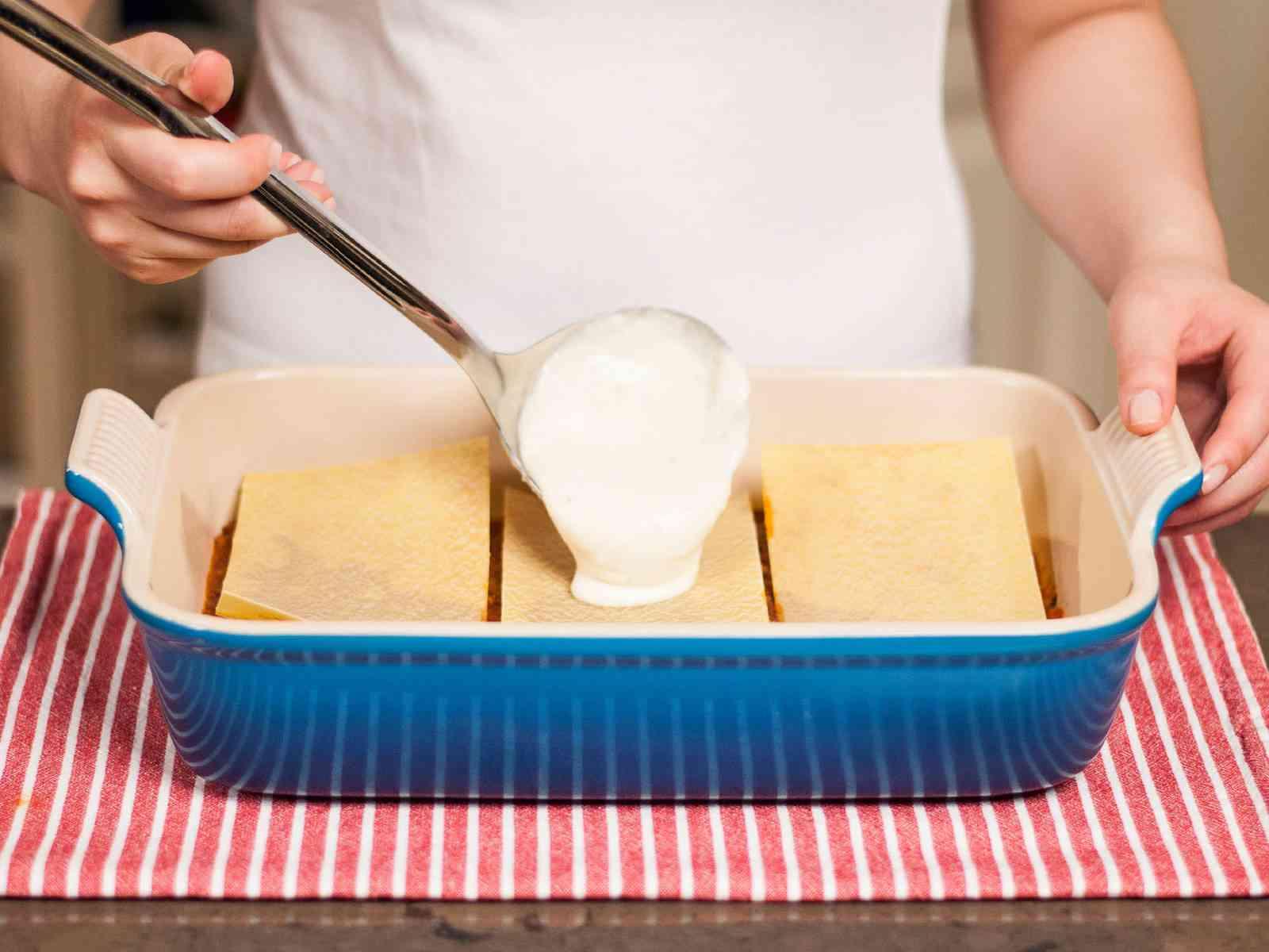 как сделать тесто для лазаньи фото обожает