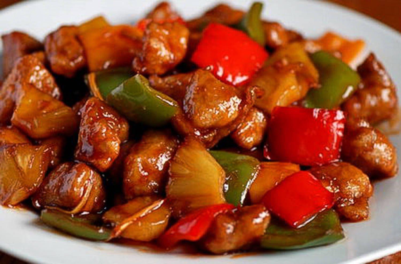 сих мясо по китайски в кисло сладком соусе рецепт фото дерево настолько