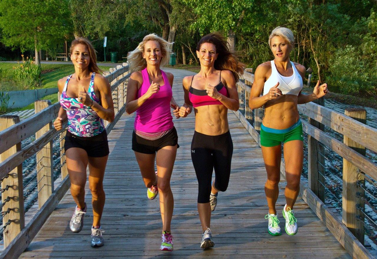 Бег утром поможет похудеть