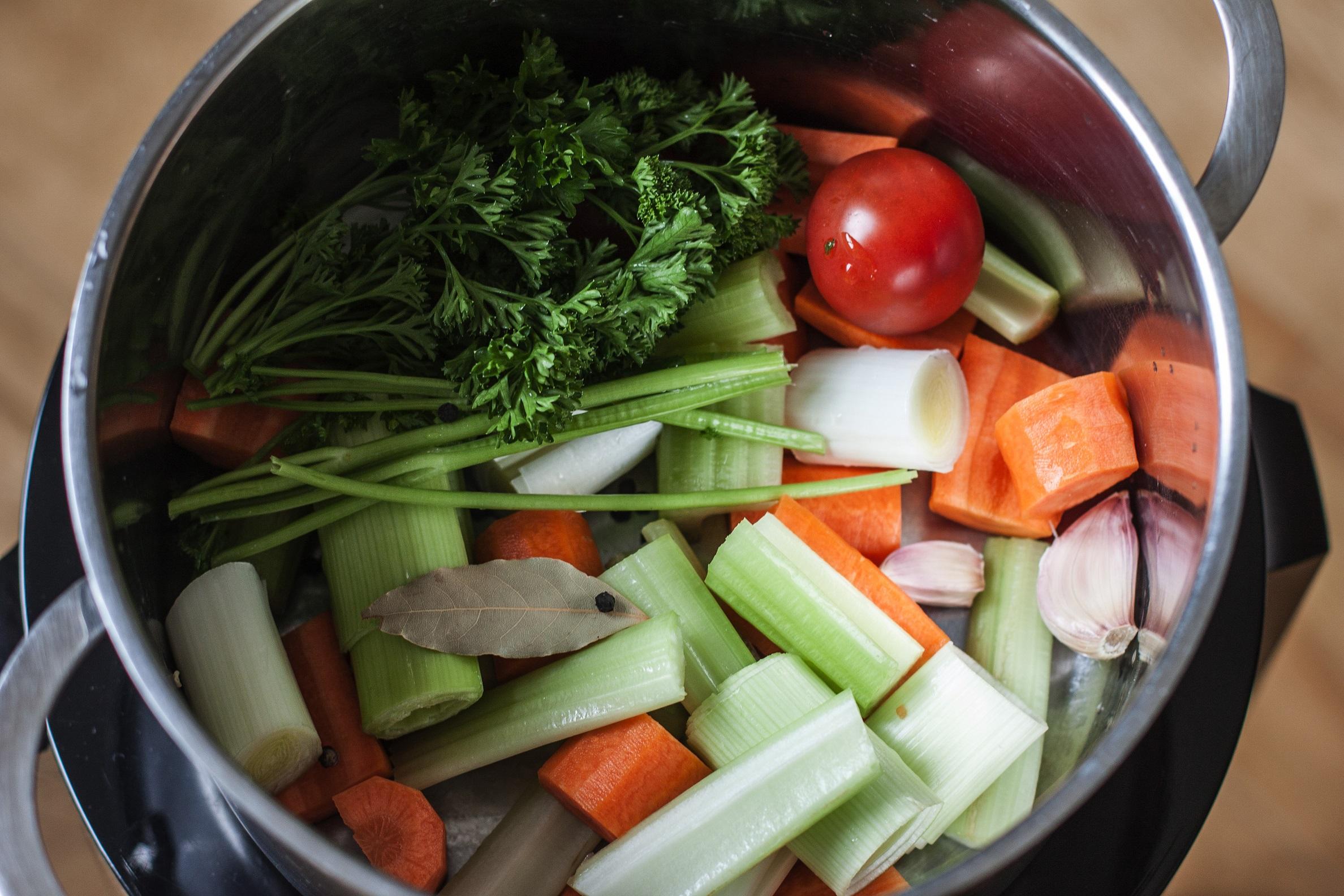 Овощная диета что приготовить