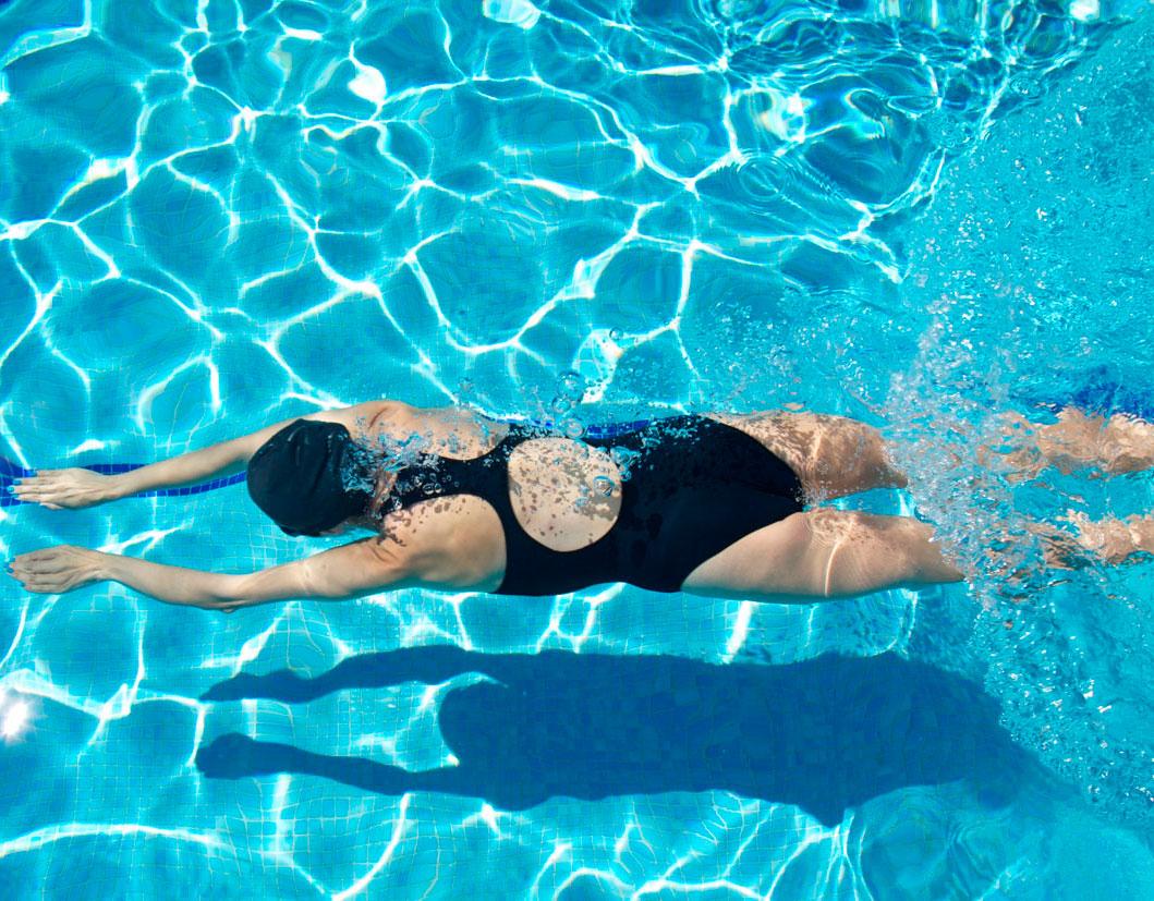 Занятие Плаванием Сколько Похудеть.