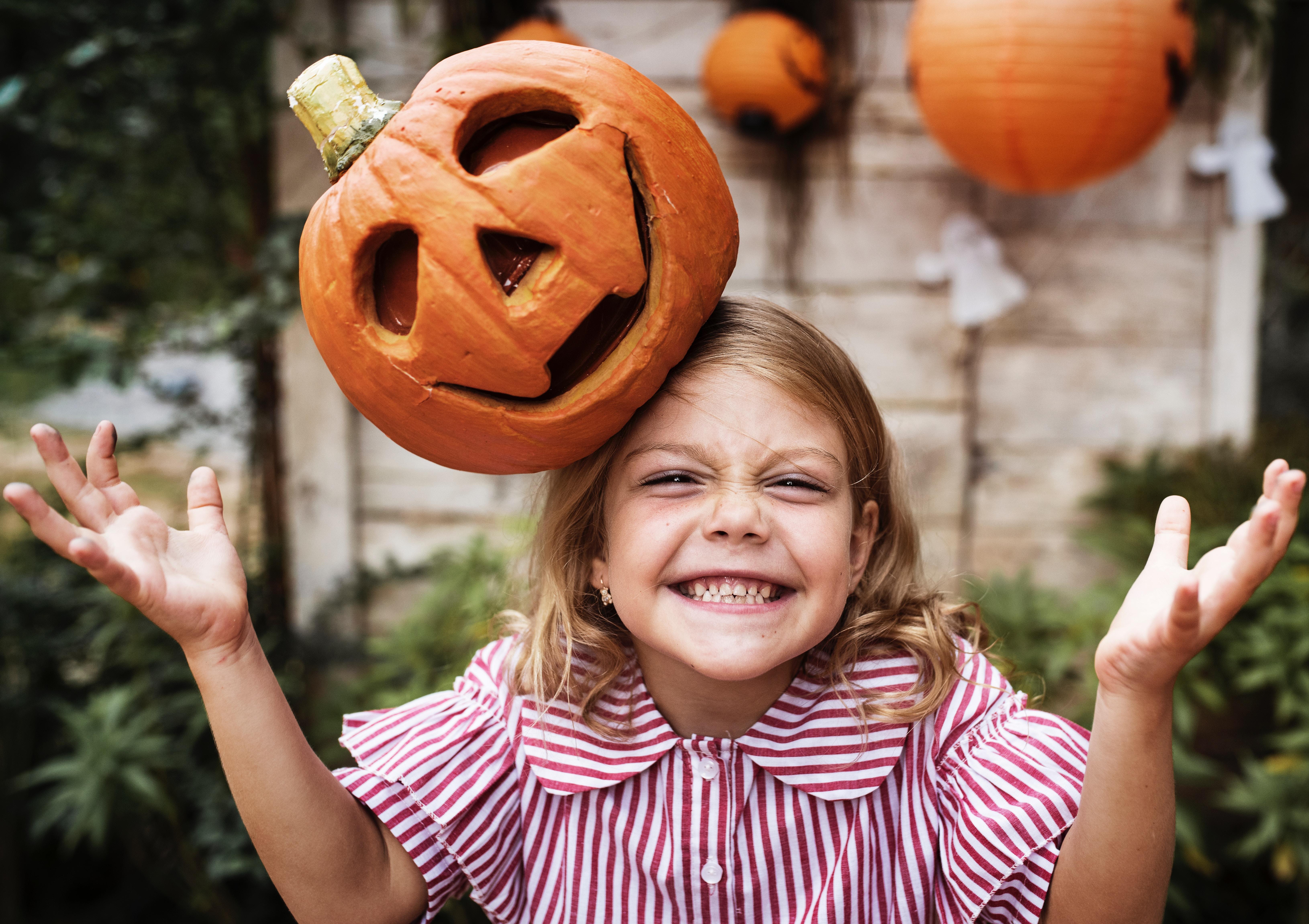 Картинки на хэллоуин для детей от 9-12
