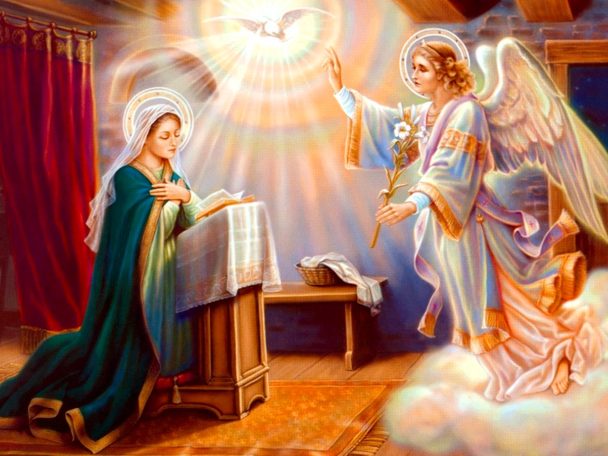 Открытки благовещение христово, открытки