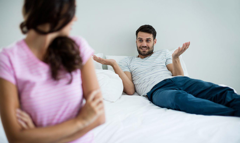 картинка про семейную жизнь и мужскую неверность шла, прикидывала, сколько