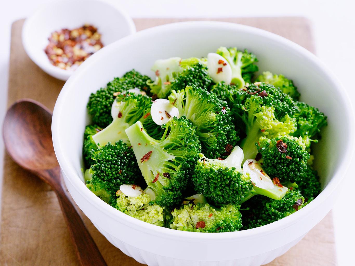 Как готовить брокколи для похудения