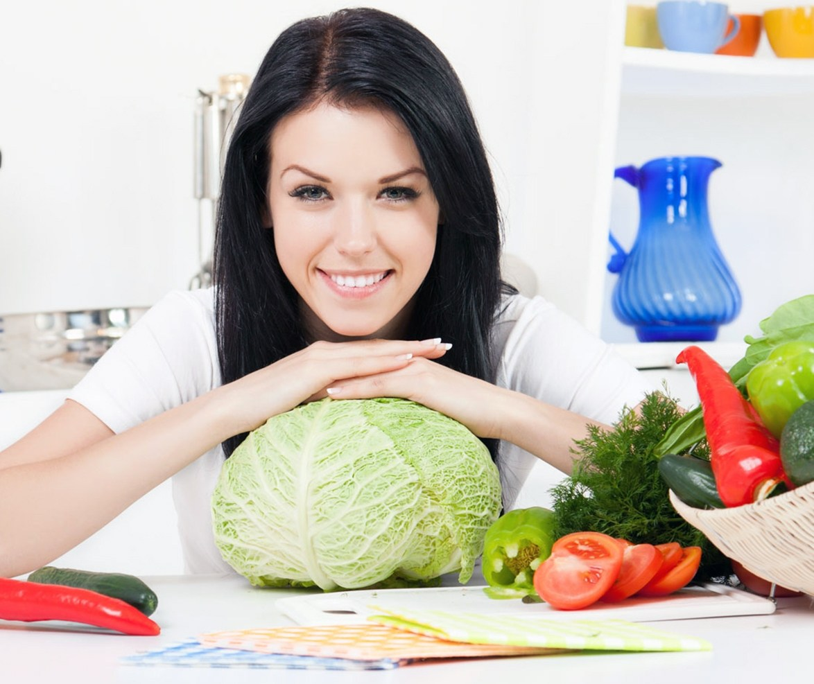 Можно и похудеть если есть капусту