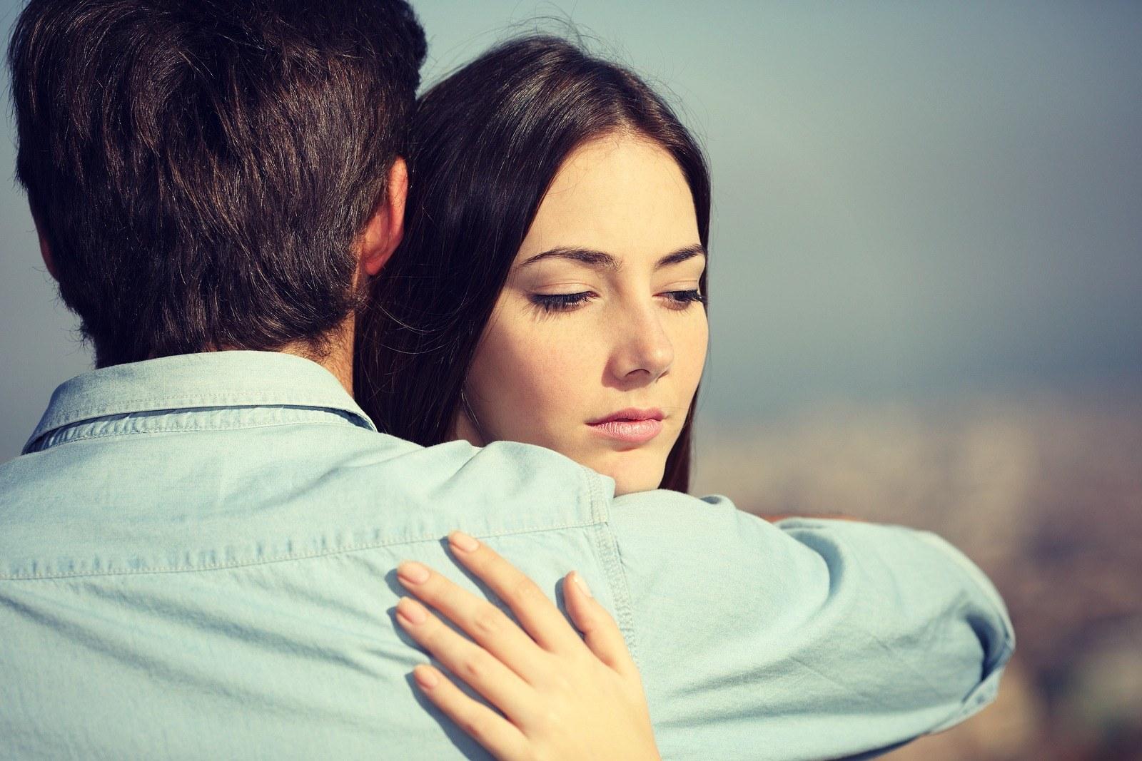 Картинки влюбленных пар которые расстаются