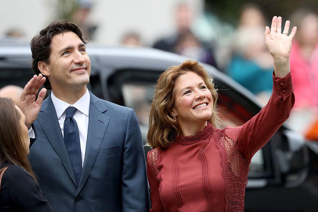 начал все любят премьер министра канады фото людей возникают